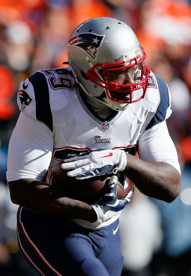 LeGarrette Blount  Position: RB  Status: Signed with Pittsburgh Steelers Photo: Kevin C. Cox, Getty Images