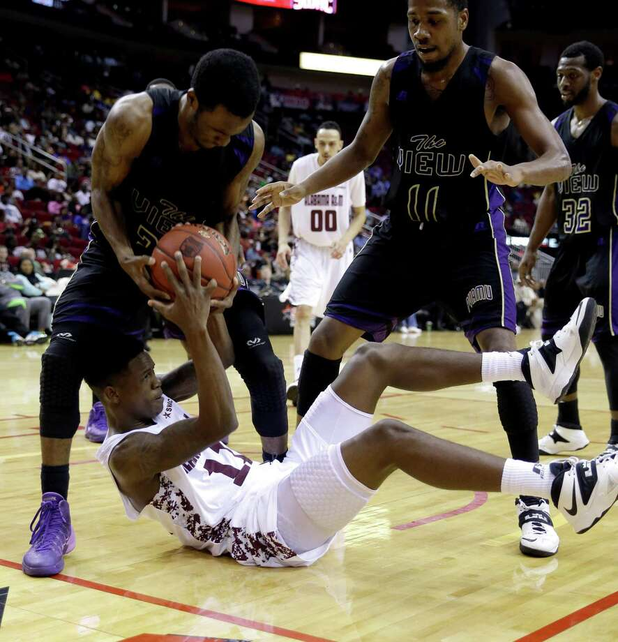 Prairie View A&M 55, Alabama A&M 49