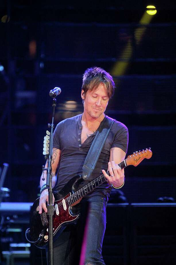 Keith Urban. Photo by Pin Lim. Photo: Pin Lim, Freelance / Copyright Pin Lim.