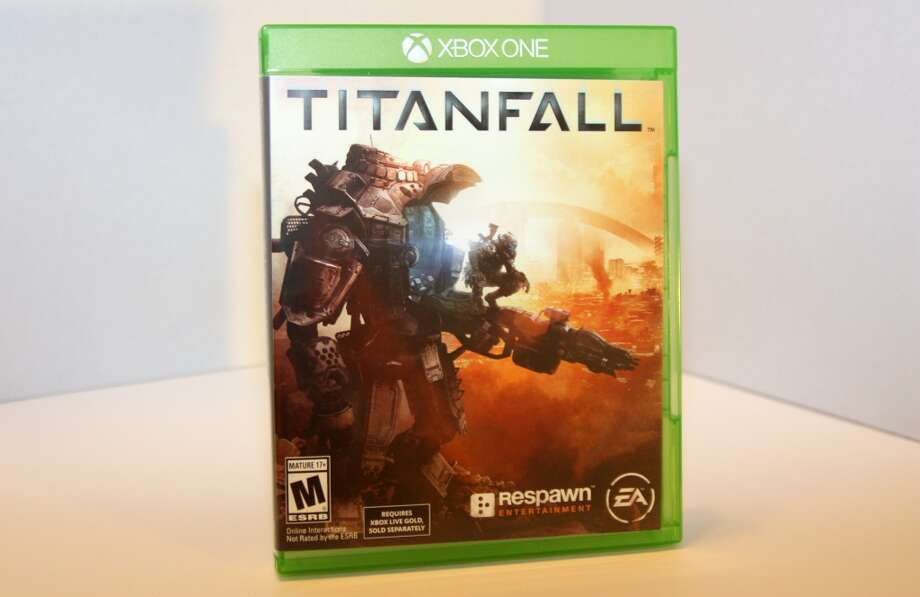 Titanfall was the first item that came this week for review. The game hit store shelves Tuesday and is expected to be a huge hit on the Microsoft Xbox One. Photo: M4d Ski11z