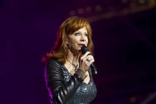 Reba McEntire, March 6    Reba McEntire hit every verse and chorus with power and confidence at the Houston Livestock Show and Rodeo. Photo: Marie D. De Jesús/Houston Chronicle