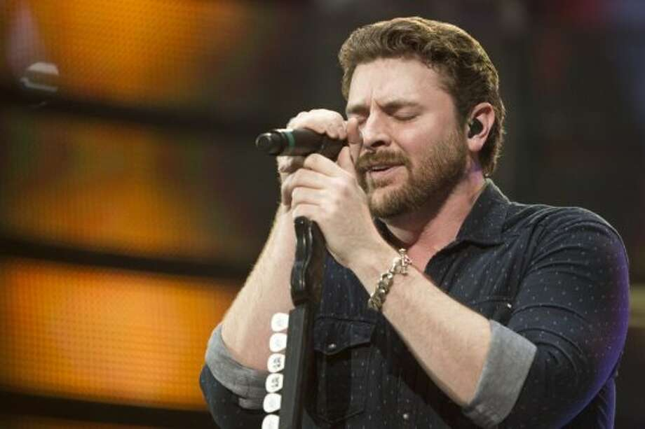 Chris Young, March 8 Chris Young's solid show at the Houston Livestock Show and Rodeo indicates he's well on his way to join the big leagues with other RodeoHouston greats like Brad Paisley, Tim McGraw and King George. Photo: Marie D. De Jesús/Houston Chronicle