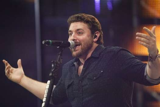 "Chris Young, March 8    ""This is the biggest crowd I've gotten to play in front of in my entire life so far,"" Chris Young said to the crowd of 68,890  at the Houston Livestock Show and Rodeo. ""I still got a house here in Texas. I love Texas."" Photo: Marie D. De Jesús/Houston Chronicle"