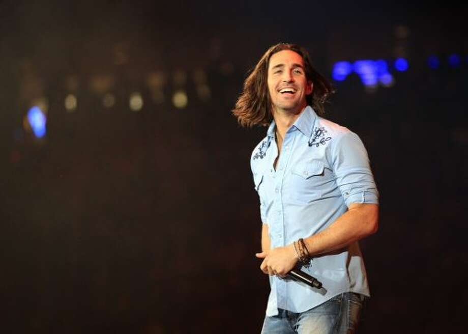 Jake Owen, March 12Jake Owen even snapped several selfies with giddy female fans  during his performance at the Houston Livestock Show and Rodeo. Photo: Johnny Hanson/Houston Chronicle