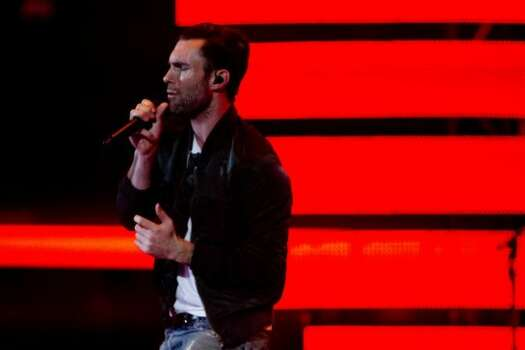 Maroon 5, March 13   Maroon 5 didn't have to rest on the laurels of tatted-up front man Adam Levine at the Houston Livestock Show and Rodeo. The band  brought a high energy that wowed the crowds.  Photo: Marie D. De Jesús/Houston Chronicle