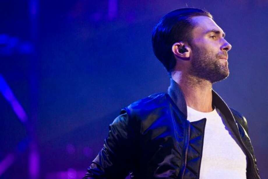 Maroon 5, March 13   Maroon 5's performance at the Houston Livestock Show and Rodeo  was like a jam session:  Several songs ran directly into each other with no breaks. Photo: Marie D. De Jesús/Houston Chronicle