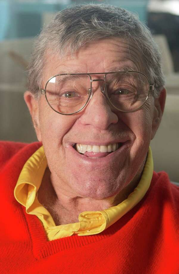 Comedian Jerry Lewis poses for portraits at the 66th international film festival, in Cannes, southern France, Friday, May 24, 2013. (Photo by Joel Ryan/Invision/AP) Photo: Joel Ryan / Invision