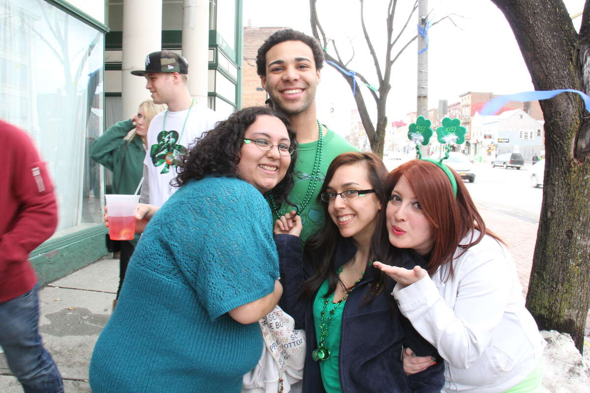 Were You Seen at the 64th Annual Albany St. Patrick's Day Parade on Saturday, March 15, 2014?