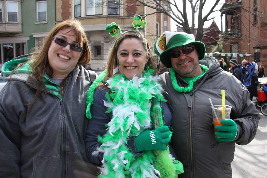 Were You Seen at the 64th Annual Albany St. Patrick's Day Parade on Saturday, March 15, 2014? Photo: Max Oppen