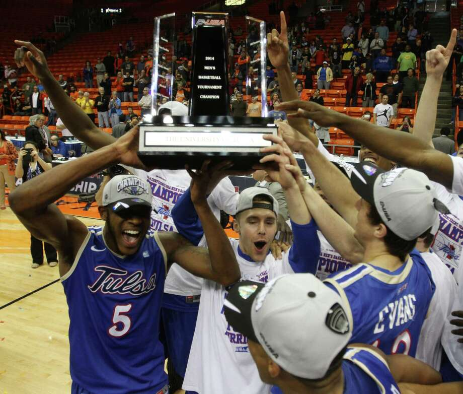 Tulsa - Conference USA winners Photo: Victor Calzada, Associated Press / FR39270 AP