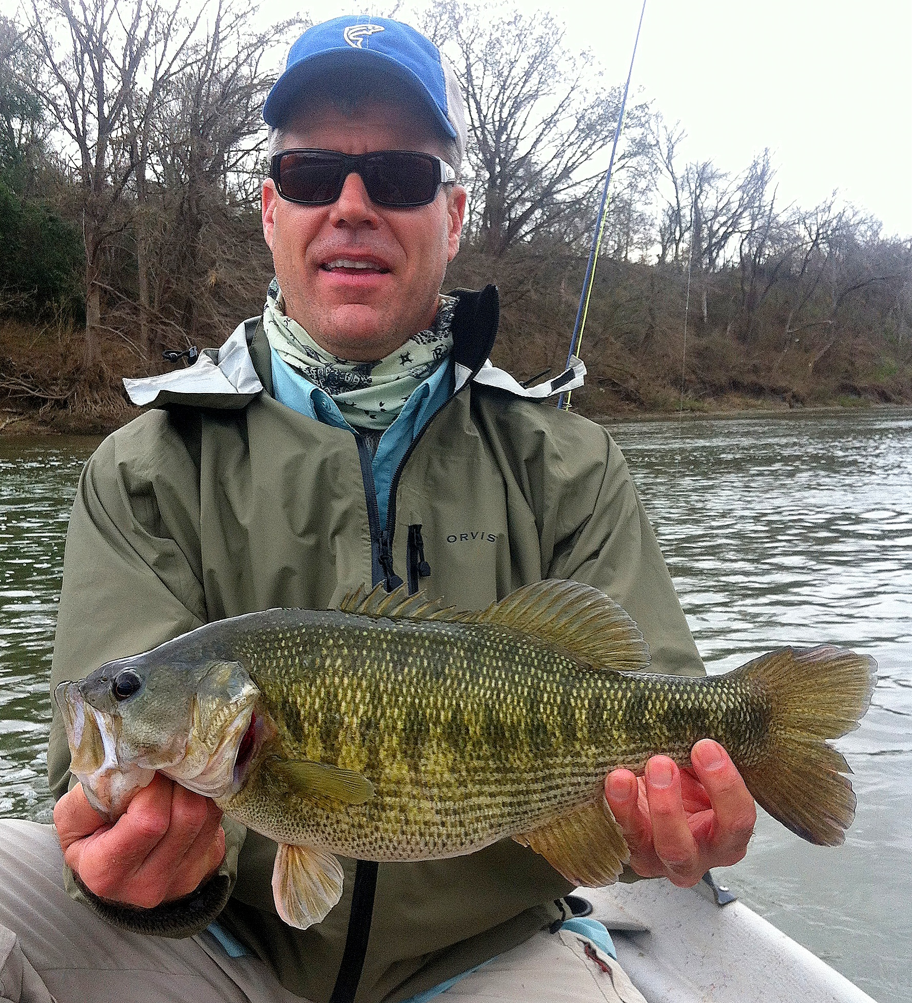 39 special fishery 39 spawns record guadalupe bass houston for Lake bryan fishing