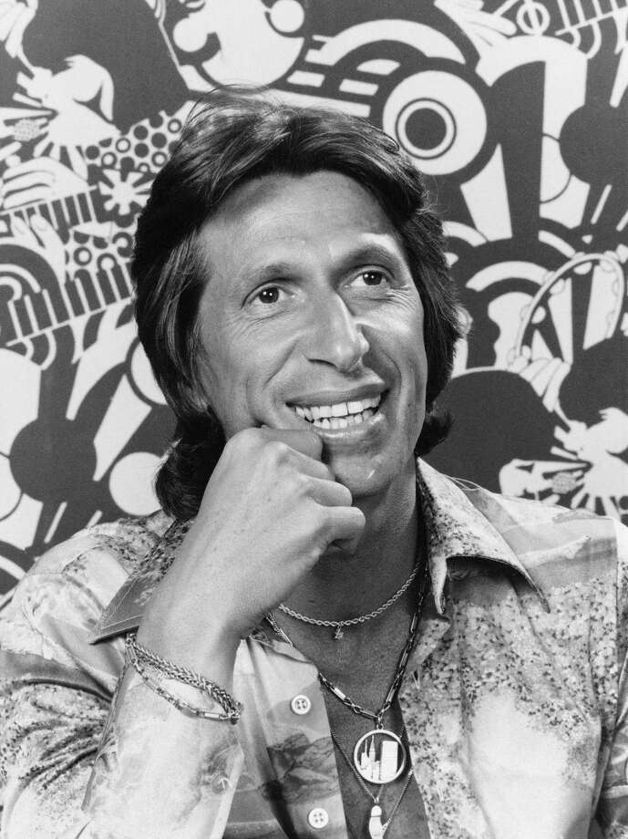 FILE - This July 13, 1977 file photo shows comedian David Brenner. On Saturday, March 15, 2014, publicist Jeff Abraham announced Brenner has died at the age of 78. (AP Photo) ORG XMIT: NY562 / AP