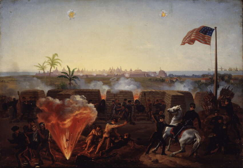 March 9-29, 1847 The taking of the city and its seaport by the U.S. would aid the supply situation of U.S. forces in Mexico and eventually lead to the capture of Mexico City and Mexico's defeat in the Mexican American War.
