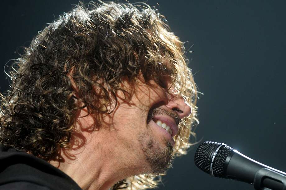 Soundgarden's Chris Cornell performs at the Bayou Music Center Friday May 24, 2013.(Dave Rossman photo) Photo: For The Houston Chronicle