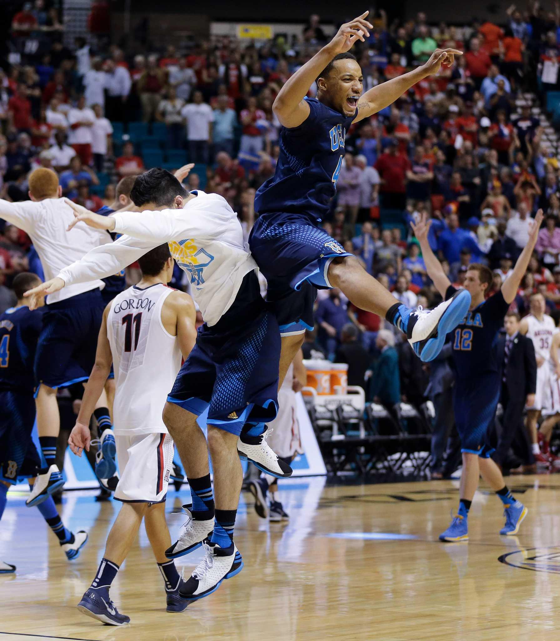 College Basketball: UCLA Beats Arizona To Win Pac-12 Title
