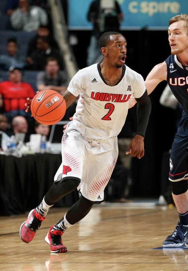 Louisville - American Athletic winner Photo: Joe Murphy, Getty Images / 2014 Getty Images