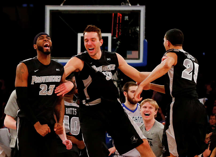 Providence - Big East winner Photo: Jim McIsaac, Getty Images / 2014 Getty Images