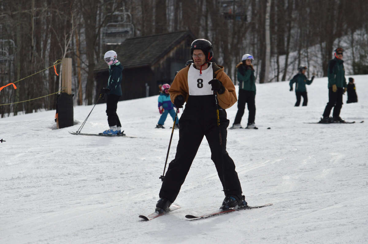 Were You Seen at the STRIDE Adaptive Sports 19th Annual Great Race for athletes with disabilities at Jiminy Peak in Hancock, Mass., on Saturday, March 15, 2014? For more information, visit http://www.stride.org