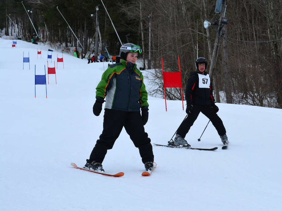 Were You Seen at the STRIDE Adaptive Sports 19th Annual Great Race for athletes with disabilities at Jiminy Peak in Hancock, Mass., on Saturday, March 15, 2014? For more information, visit http://www.stride.org Photo: Sean Coffey