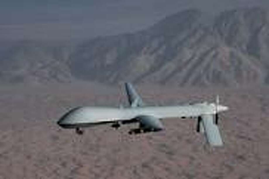 US military drones use terrorism to fight an illegal war.