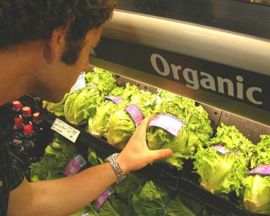 Organics in your grocery aisle.