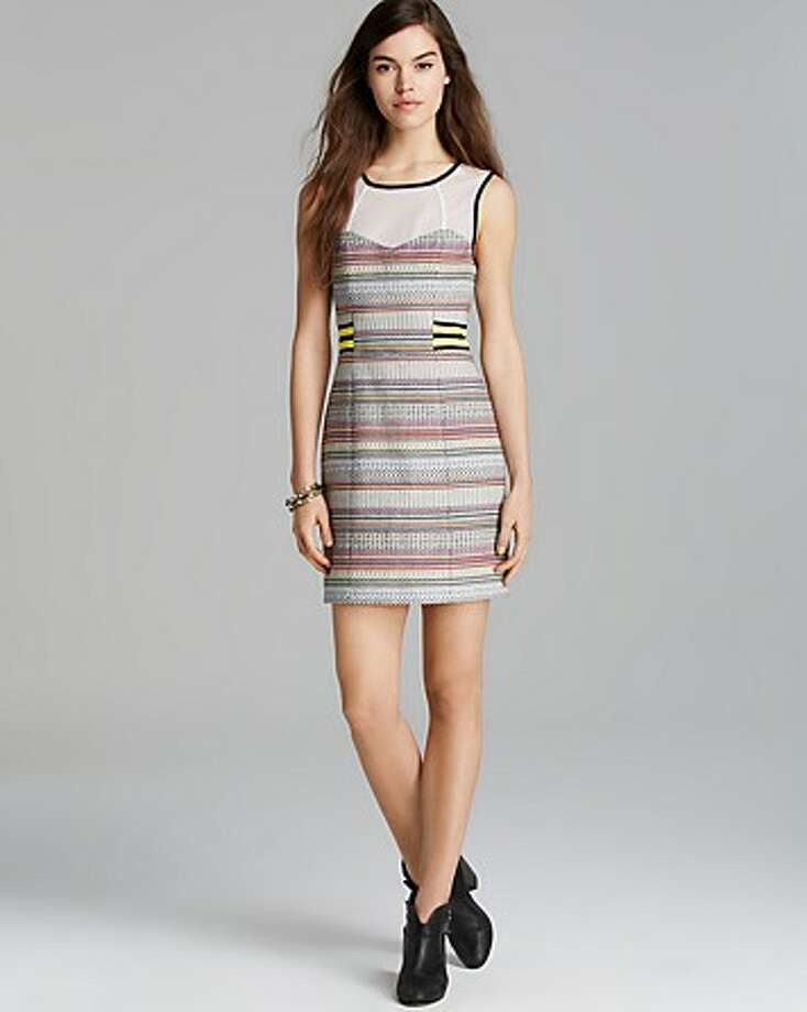 Rebecca Minkoff Frida Tweed Dress, $368, Bloomingdale's Photo: Bloomingdale's