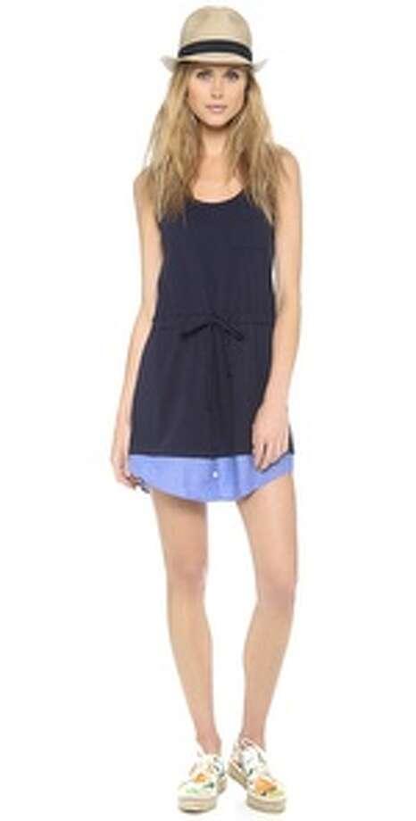 Clu Too Shirttail Dress, $152, Shopbop Photo: Shopbop