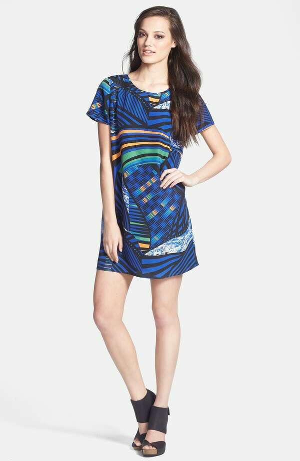 Tildon Woven T-Shirt Dress, $54, Nordstrom Photo: Nordstrom