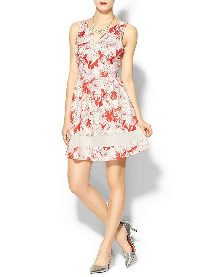 Rhyme Los Angeles Red Daisy Dress, $89, Piperlime Photo: Piperlime