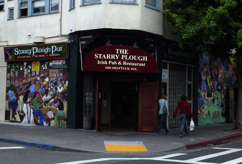 The Starry Plough is celebrating with over 10 hours of live music, corned beef and cabbage, dancing and lots of beer. The pub opens at 11 a.m. and the cover and entertainment starts at 4 p.m. Photo: Liz Hafalia, The Chronicle / SFC