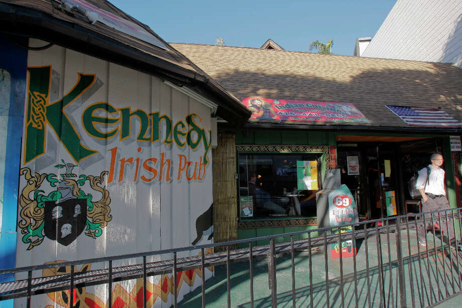 Kennedy's Irish Pub, 1040 Columbus Ave., S.F. Photo: Yue Wu, The Chronicle / SFC