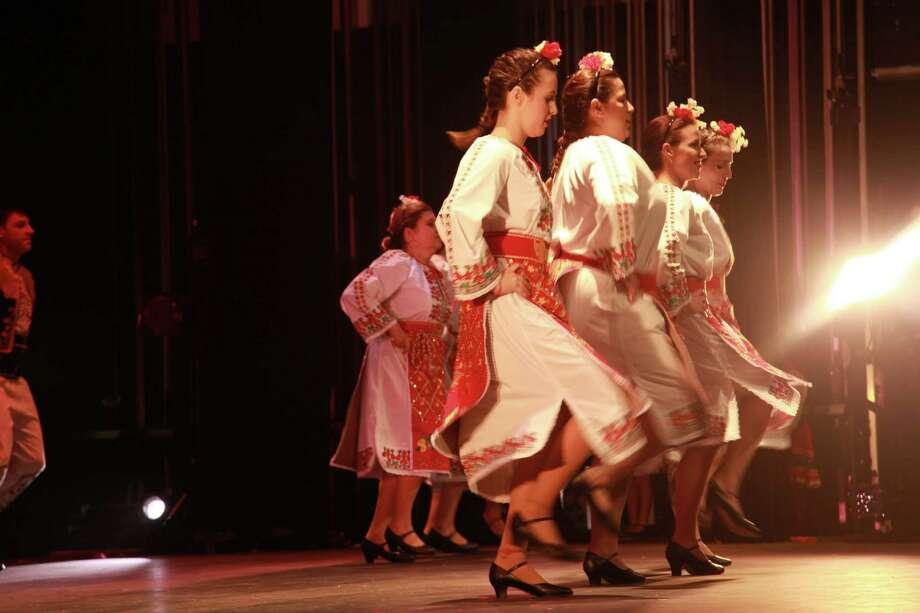 Were you seen at the San Antonio Folk Dance Festival? Photo: Photos By Xelina Flores-Chasnoff, For MySA.com