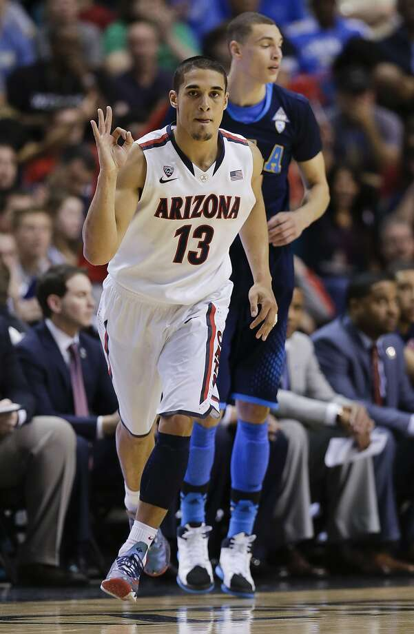 Nick Johnson leads West No. 1 seed Arizona. Photo: Julie Jacobson, Associated Press