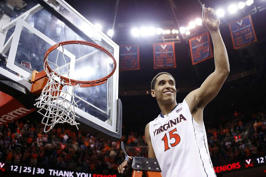 Malcolm Brogdon helped Virginia earn a No. 1 seed. Photo: Geoff Burke, Reuters