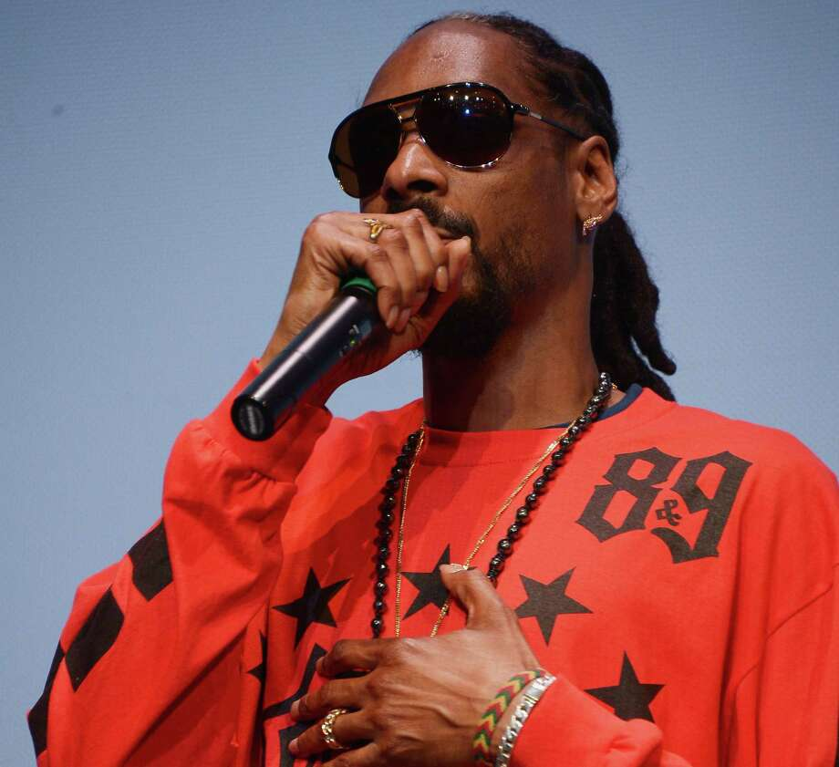 Rapper Snoop Dogg was one of the stars of South by Southwest's final weekend. Photo: Getty Images For SXSW / 2014 Getty Images