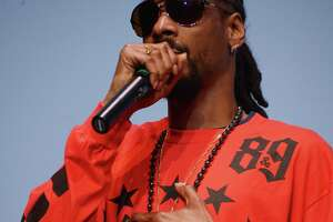 Rapper Snoop Dogg was one of the stars of South by Southwest's final weekend.