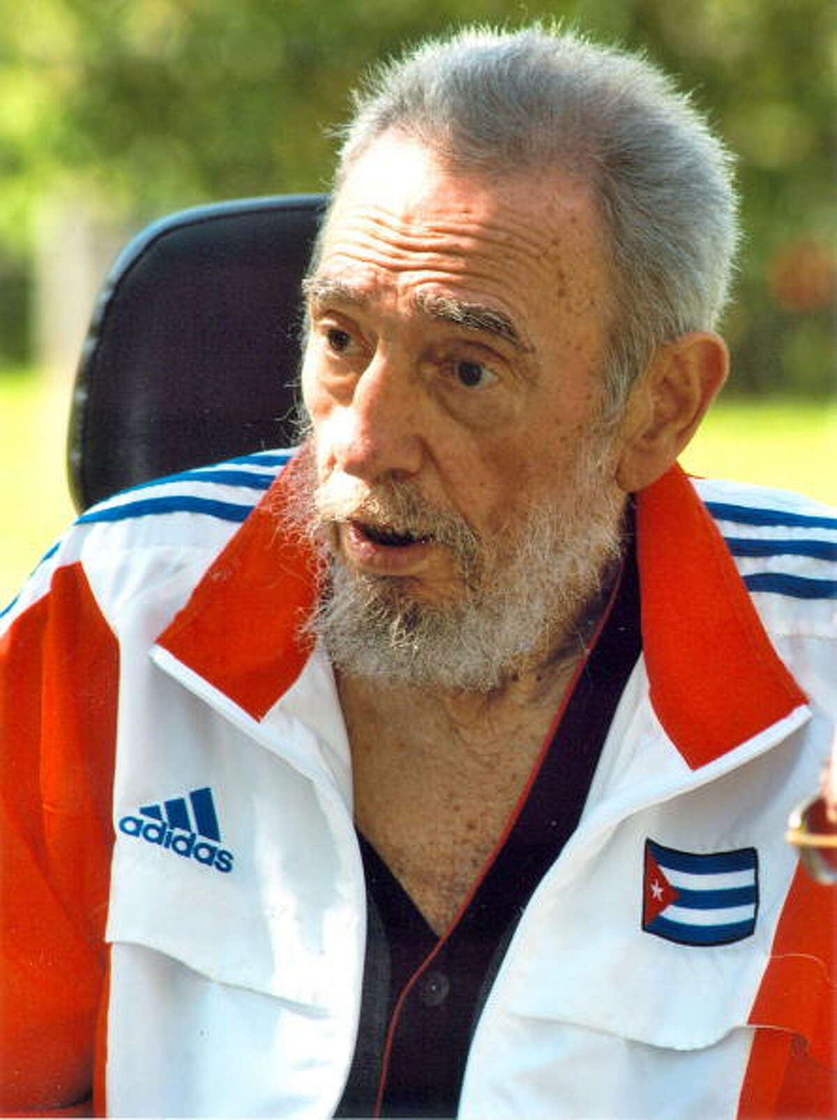 Fidel Castro Venezualan doctor Jose Rafiel Marquina told the media that Fidel Castro, then 86, had suffered a massive stroke and was in a vegetative state in October 2012. The Cuban leader's sister Juanita Castro immediately squashed the rumor, saying that the news was