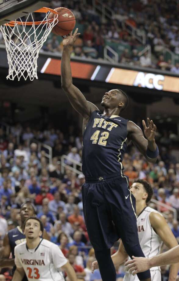 Pittsburgh Panthers (25-9)  Conference: ACC (at-large bid)  Seeding: No. 9 in South region  Odds to win it all: 66/1 Photo: Bob Leverone, Associated Press