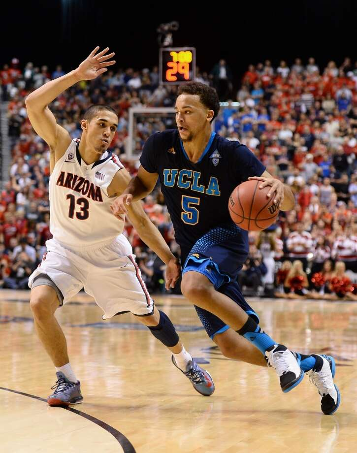 UCLA Bruins (26-8)  Conference: Pac-12 (automatic bid)  Seeding: No. 4 in South region  Odds to win it all: 40/1 Photo: Ethan Miller, Getty Images