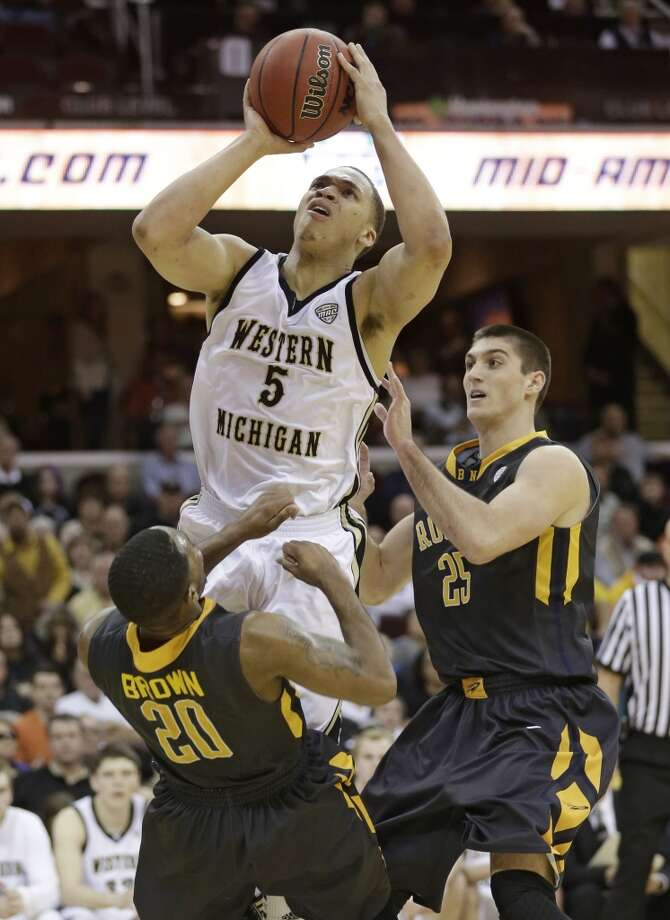 Western Michigan Broncos (23-9)  Conference: MAC (automatic bid)  Seeding: No. 14 in South Region  Odds to win it all: 1,000/1 Photo: Tony Dejak, Associated Press
