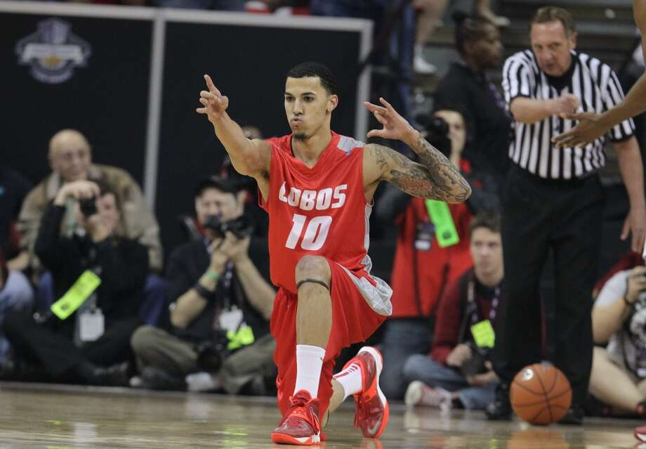 New Mexico Lobos (27-6)  Conference: Mountain West (automatic bid)  Seeding: No. 7 in the South region  Odds to win it all: 100/1 Photo: Isaac Brekken, Associated Press