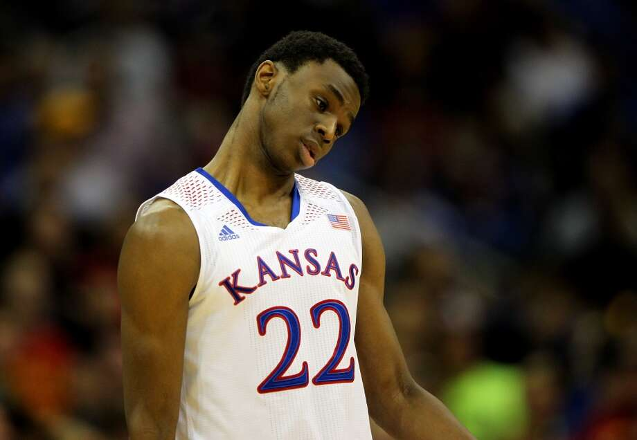 Kansas Jayhawks (24-9)  Conference: Big 12 (at-large bid)  Seeding: No. 2 in South region  Odds to win it all: 12/1 Photo: Jamie Squire, Getty Images