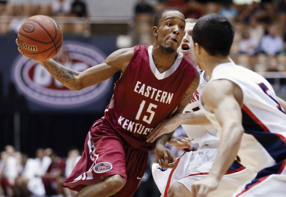 Eastern Kentucky Colonels (24-9)  Conference: Ohio Valley Conference (automatic bid)  Seeding: No. 15 in South region  Odds to win it all: 1,000/1 Photo: Mark Humphrey, Associated Press