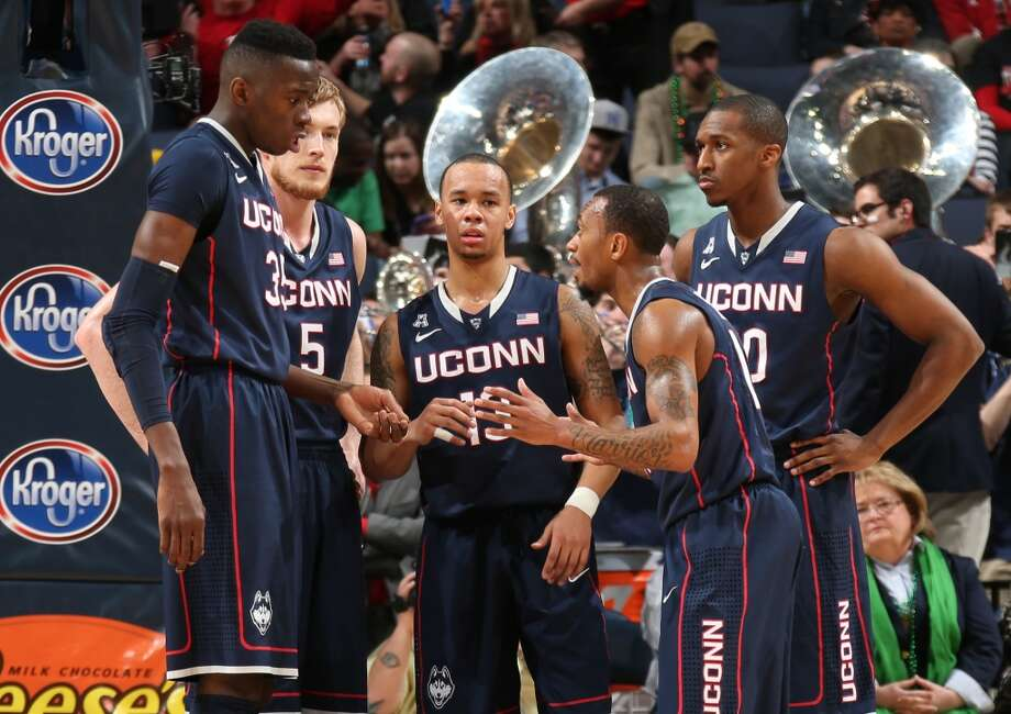 Connecticut Huskies (26-8)  Conference: American Athletic (at-large bid)  Seeding: No. 7 in East region  Odds to win it all: 66/1 Photo: Joe Murphy, Getty Images
