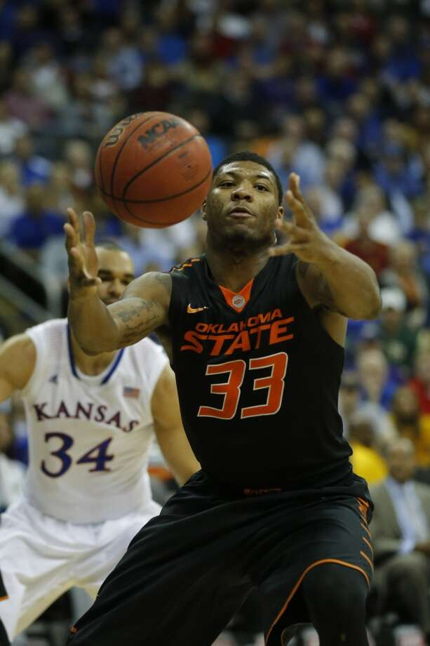 Oklahoma State Cowboys (21-12)  Conference: Big 12 (at-large bid)  Seeding: No. 9 in West region  Odds to win it all: 40/1 Photo: Orlin Wagner, Associated Press