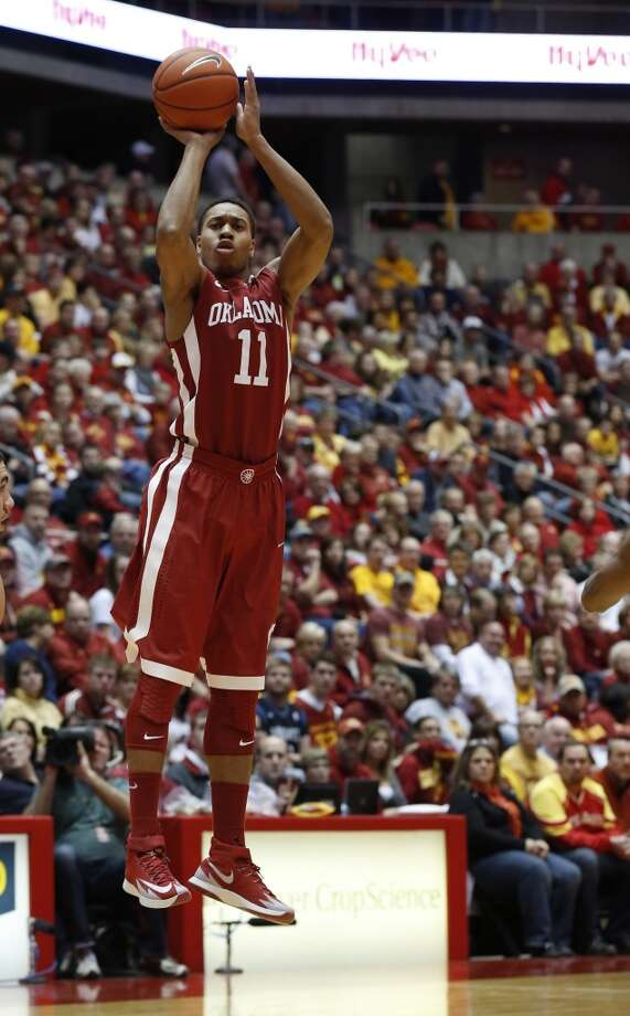 Oklahoma Sooners (23-9)  Conference: Big 12 (at-large bid)  Seeding: No. 5 in West region  Odds to win it all: 100/1 Photo: David K Purdy, Getty Images