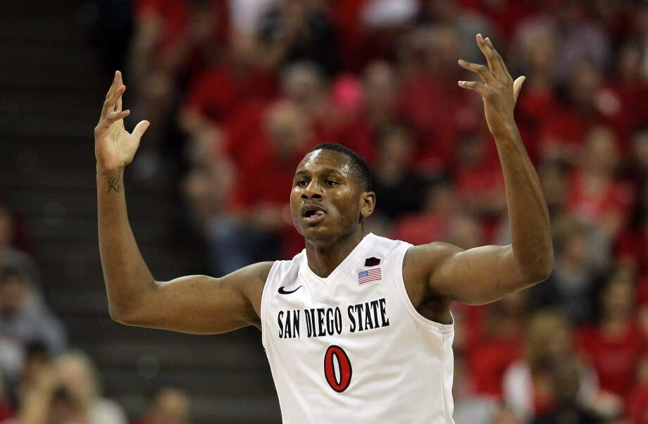 San Diego State Aztecs (29-4)  Conference: Mountain West (at-large bid)  Seeding: No. 4 in West region  Odds to win it all: 50/1 Photo: Isaac Brekken, Associated Press