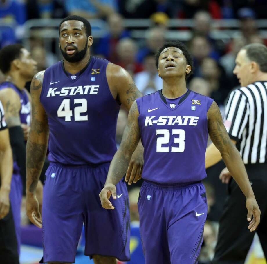 Kansas State Wildcats (20-12)  Conference: Big 12 (at-large bid)  Seeding: No. 9 in Midwest region  Odds to win it all: 200/1 Photo: Bo Rader, McClatchy-Tribune News Service
