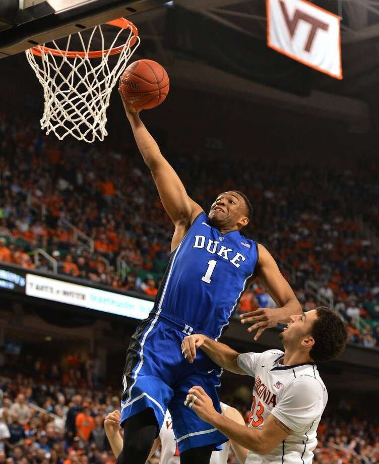 Duke Blue Devils (26-8)  Conference: ACC (at-large bid)  Seeding: No. 3 in Midwest region  Odds to win it all: 12/1 Photo: Chuck Liddy, McClatchy-Tribune News Service