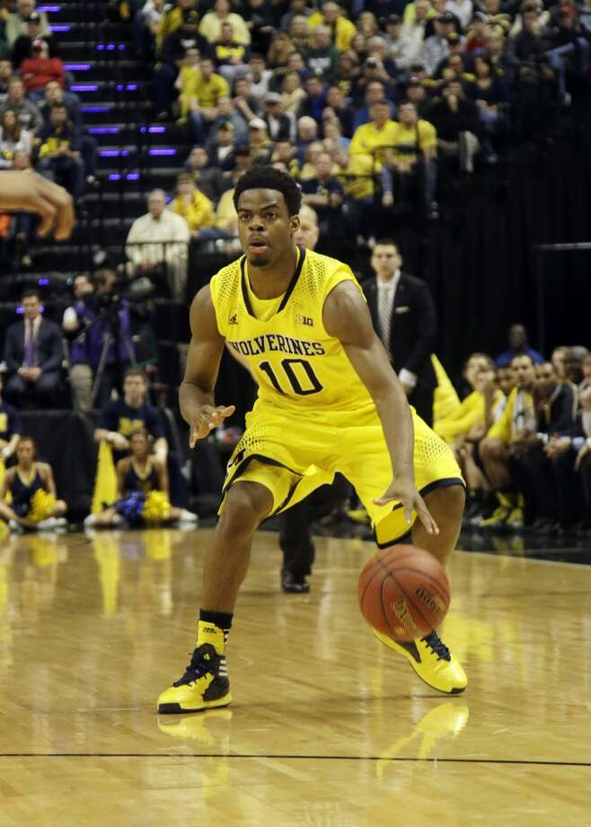 Michigan Wolverines (25-8)  Conference: Big Ten (at-large bid)  Seeding: No. 2 in Midwest region  Odds to win it all: 20/1 Photo: AJ Mast, Associated Press
